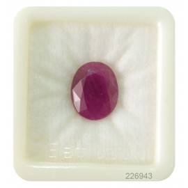 Ruby Gemstone Premium 15+ 9.3ct