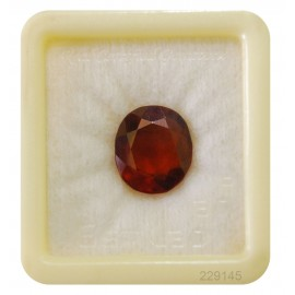 Hessonite Gemstone Premium 12+ 7.3ct