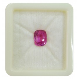 Burmese Ruby Sup-Premium 4+ 2.75ct