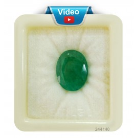 Emerald Gemstone Fine 12+ 7.2ct