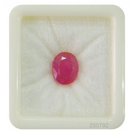 Natural Ruby Gemstone Premium 8+ 5.05ct