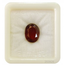 Hessonite Gemstone Fine 10+ 6.2ct