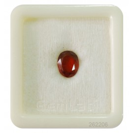 Hessonite Gemstone Fine 3+ 2.1ct