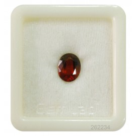 Hessonite Gemstone Fine 4+ 2.4ct