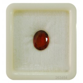 Hessonite Gemstone Fine 4+ 2.6ct