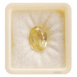 Yellow Sapphire Sup-Pre 15+ 9.35ct
