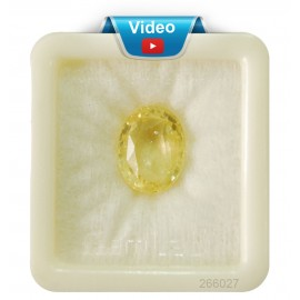 Yellow Sapphire Sup-Pre 18+ 10.8ct