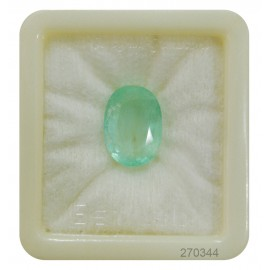 Natural Certified Emerald Premium 9+ 5.45ct
