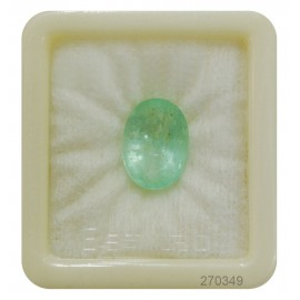 Natural  Emerald Panna Stone Premium 9+ 5.6ct