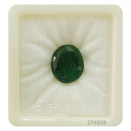 Natural Certified Emerald Fine 9+ 5.7ct
