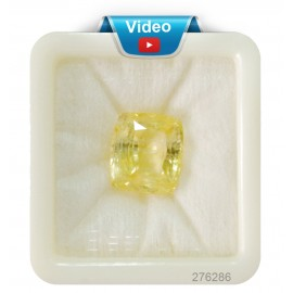 Yellow Sapphire Sup-Pre 20+ 12.3ct