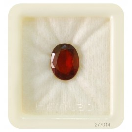 Hessonite Gemstone Fine 8+ 4.95ct