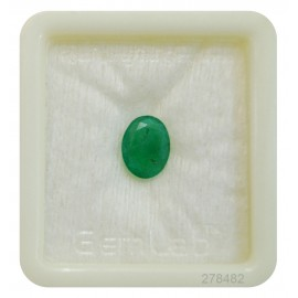 Emerald Gemstone Fine 2+ 1.35ct