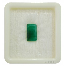 Emerald Gemstone Fine 3+ 1.9ct