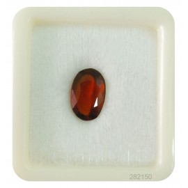 Hessonite Gemstone Premium 5+ 3.4ct