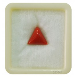 Astrological Coral Triangular 5+ 3.25ct