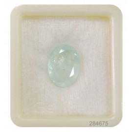 Natural Certified Emerald Premium 8+ 5.2ct