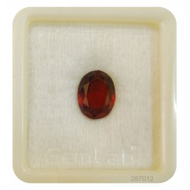Hessonite Gemstone Premium 6+ 3.65ct