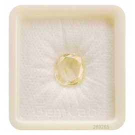 Natural Yellow Sapphire Fine 6+ 3.7ct