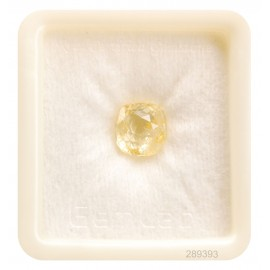 Natural Yellow Sapphire Fine 6+ 3.85ct