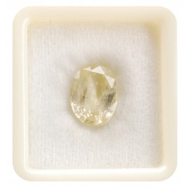 Pukhraj Gemstone Std 6.6 CT (11 Ratti)