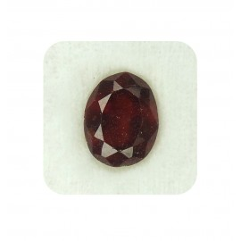 Hessonite Gomed Gemstone Fine 7+ 4.2ct