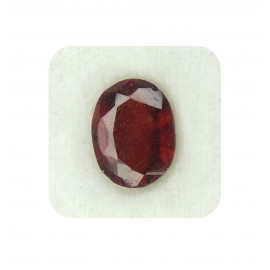 Hessonite Gomed Gemstone Fine 7+ 4.35ct