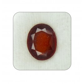 Hessonite Gemstone Fine 7+ 4.4ct