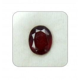 Hessonite Gemstone Fine 7+ 4.6ct