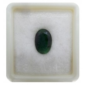 Astrological  Emerald Gemstone Sup-Pre 5+ 3.3ct