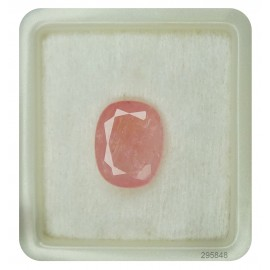 Burma Ruby Gemstone Sup-Pre 11+ 6.75ct