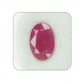 Ruby Manik Gemstone Fine 7+ 4.55ct