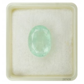 Natural  Emerald Panna Stone Sup-Pre 12+ 7.2ct